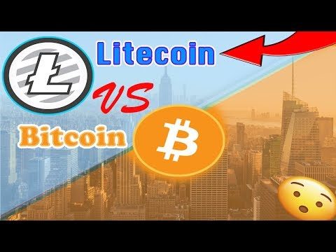 Litecoin Vs. Bitcoin | Which Is Better BITCOIN Or LITECOIN (What Is Better Bitcoin Or Litecoin) 2019