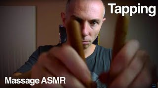 Mastercrafted ASMR Layered Tapping Sounds - Mouth Sounds