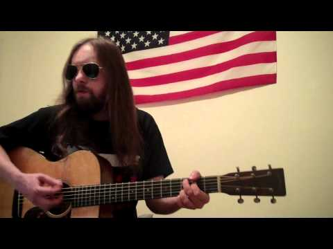 Lonesome On'ry and Mean - Waylon Jennings Cover