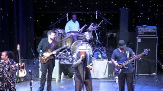 "Billy Branch Sons Of Blues LRBC Jan 2015 ""Crazy Mixed Up World"""