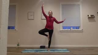 WEY Kids Yoga Video