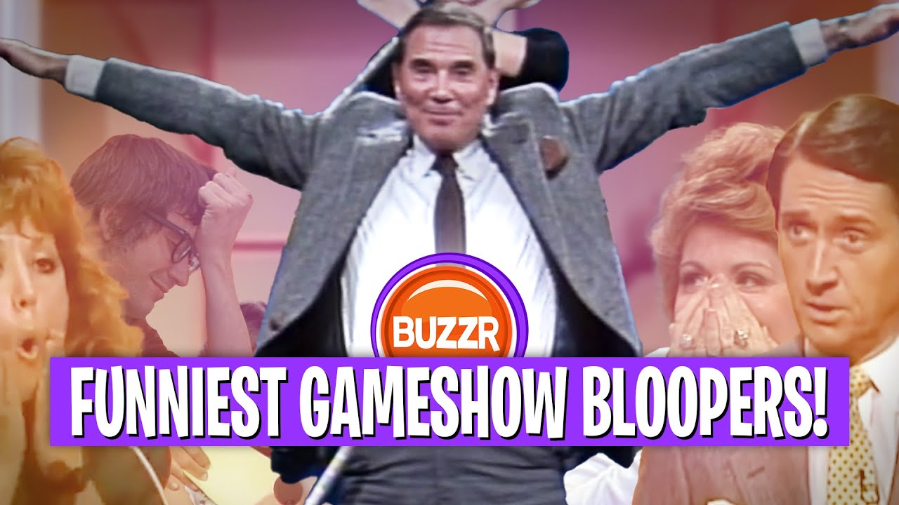 FUNNIEST Game Show Bloopers! | BUZZR