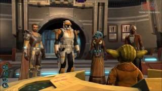 Star Wars: The Old Republic - видео Taral V с русскими субтитрами!