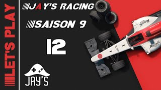 [FR] Motorsport Manager - Jay's Racing - Saison 09 - GP Phoenix - Épisode 12