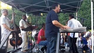 Sin Miedo - Salsa At The Sculpture Garden - Washington DC - 7/24/2015.