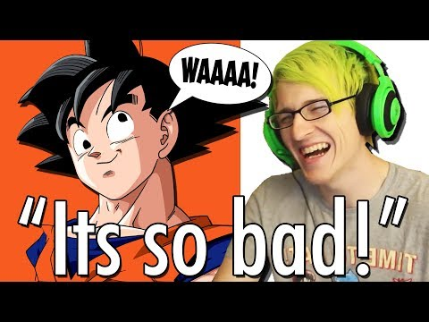 REACTING TO REALLY BAD VOICE ACTING 😂 | Hilariously bad voice acting in games and anime