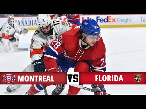 Montreal Canadiens vs Florida Panthers | Season Game 77 | Highlights (30/3/2017)