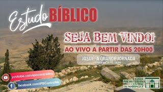 Estudo Bíblico - A grande jornada (Cap. 10)