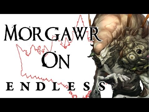 Morgawr On Endless 01 - Control (Endless Legend Gameplay)