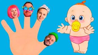 Finger Family Song for Kids | Dady Finger Song | Baby Finger