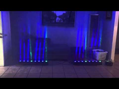 DJ VJ Alex - ADJ Sweeper Beam Led Quad