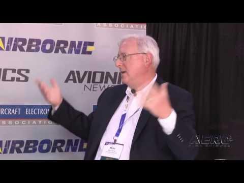 Aero-TV: Inside AEA 2017 - Aero-Marketing Expert, Mike Turner