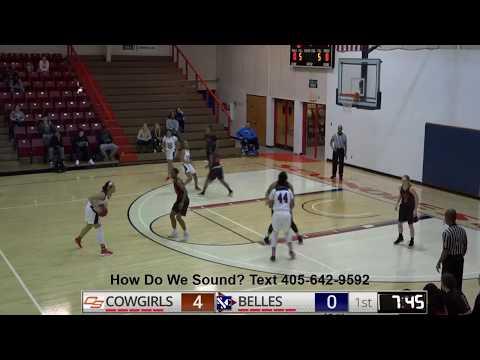 Seminole State College vs Connors State College