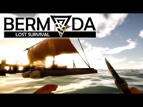 Bermuda Lost Survival #10 | Waffen & Werkzeug Upgrade | Gameplay German Deutsch