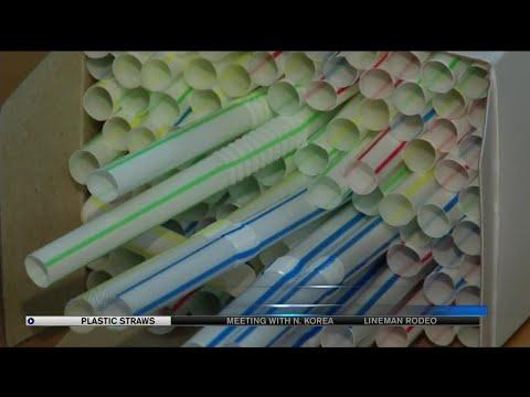 Plastic straw regulation bill dies in Legislature