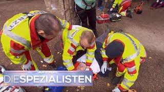 Verhängnisvoller Ausflug: Plötzlicher Sturz von Kletterwand | Die Spezialisten | SAT.1 TV