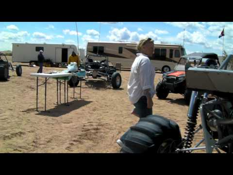 2011 Inland Empire Offroad Adult Easter Egg Hunt: Todd's Cam View