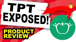 TPT EXPOSED! - You won't believe this Teachers Pay Teachers resource