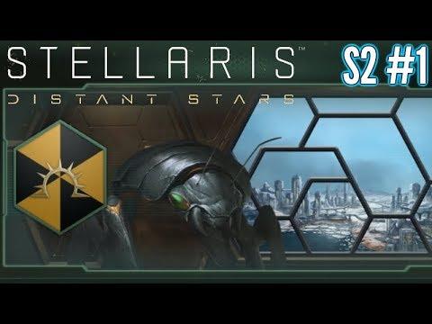 Stellaris Distant Stars | S2 #1 | We are the GOOD GUYS!! | Stellaris Gameplay - Let's play.