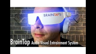Braintap Audio Visual Entrainment Device