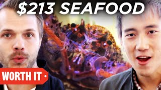 Video $3 Seafood Vs. $213 Seafood • Australia download MP3, 3GP, MP4, WEBM, AVI, FLV Februari 2018
