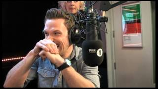 Scott Mills with the Hottest Chilli Challenge