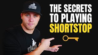5 Simple Keys 🔑 To Become A Better Shortstop - Baseball Fielding Tips