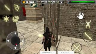 Ninja Samurai Assassin Hero - protype gameplay