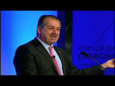 2013 Emerging Issues Forum: Andrew Liveris