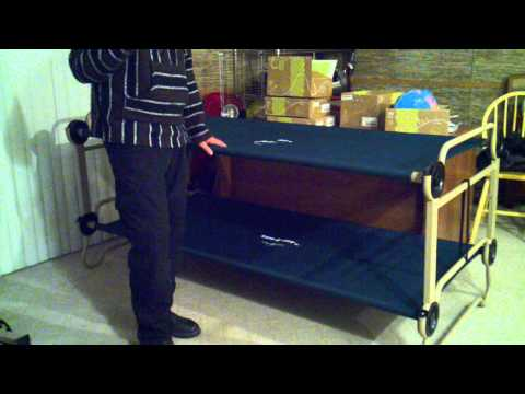 Disc o bed extreme sleep system