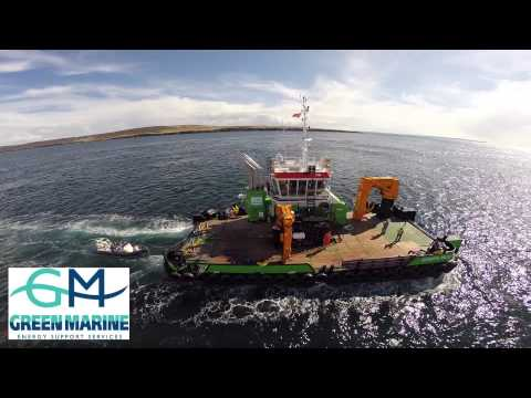 Green Marine UK Ltd 2015- Orkney Energy Support Services