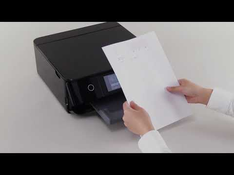 Unpacking And Setting Up A Printer (Epson XP-8600) NPD6314