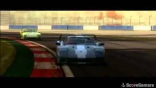 Ferrari Challenge Trofeo Pirelli Wii Trailer