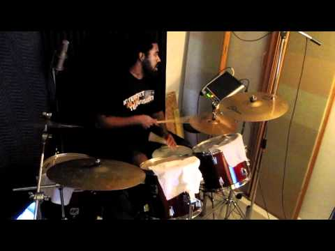 Justin Bieber Mistletoe Reggae Remix Drum Cover