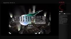 Mune's Final Fantasy VII Live Stream oo1