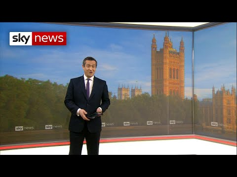 Watch Sky News @ Breakfast: We're joined by the Environment Secretary and more guests