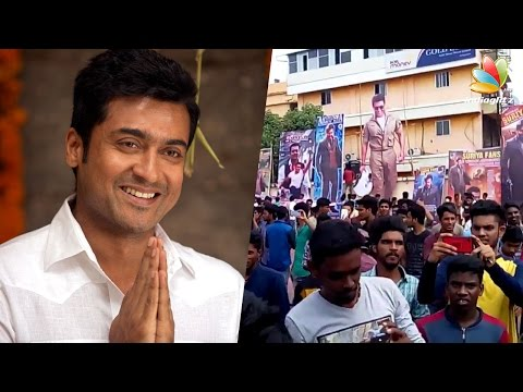 Thumbnail: Surya fans prove their strength and support in Kerala | Latest S3 Tamil Cinema News