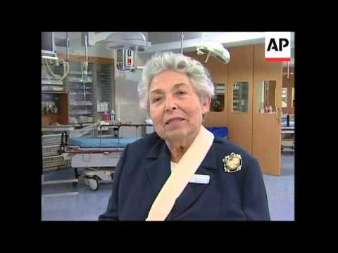 US funded emergency care unit opens at Jerusalem hospital