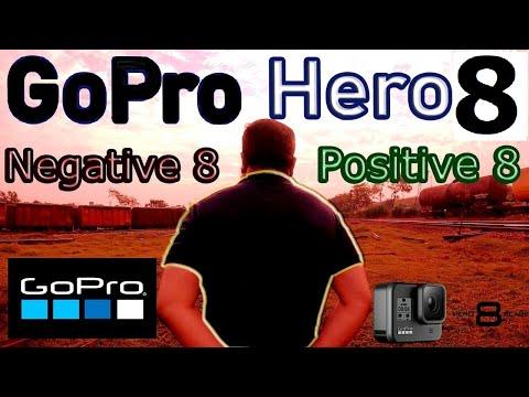 GoPro Hero 8 Black (Positive 8 - Negative 8) Review in Bangla - বাংলা