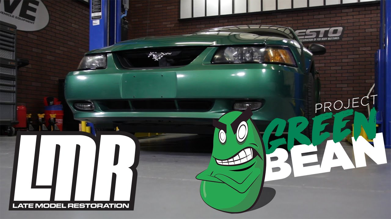 1999 2004 Mustang Gt Project Green Bean Build Introduction Youtube
