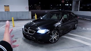 BMW F10 M5 Competition - A Half Price Used Bargain!