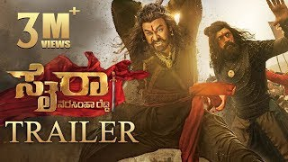 Sye Raa Trailer (Kannada) - Chiranjeevi, Kiccha Sudeep | Ram Charan | Surender Reddy | Oct 2nd