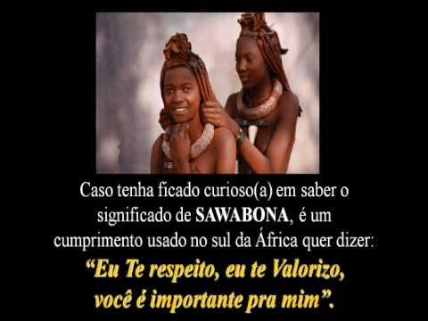 Sawabona / Shikoba - Novo Jeito de Amar.
