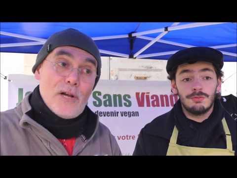 Journée Sans Viande 2018 - Action de sensibilisation à l'alimentation végétale