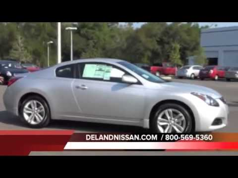 2011 Nissan Altima 2 Door Coupe C106338 M4v   YouTube