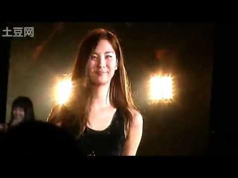 [Fancam] 100911 SNSD - Kissing You @ SM TOWN 2010 Shanghai