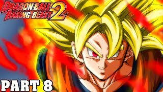 Dragon Ball Z: Raging Blast 2 - Lets Play (Part 8)