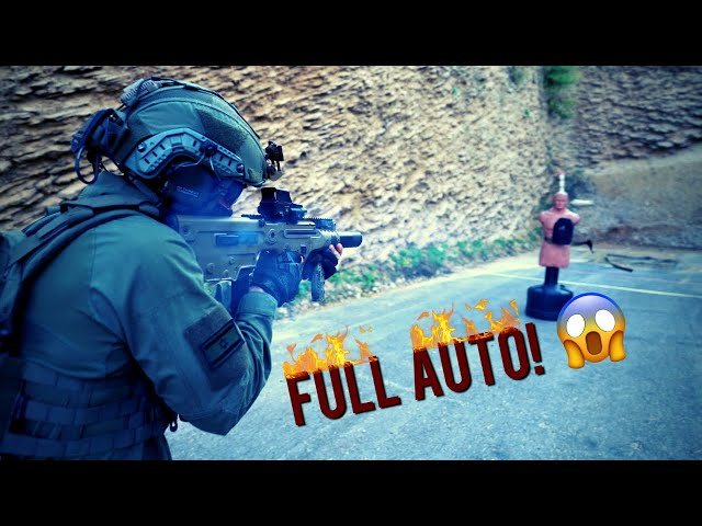 SF Operators Go Full Auto on Agilite SprintStriker™ Body Armor
