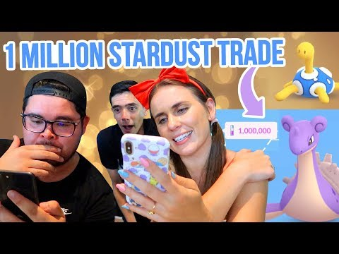 7 DAYS of SPECIAL TRADES! My first ever Lucky Friend Trade in Pokémon GO!