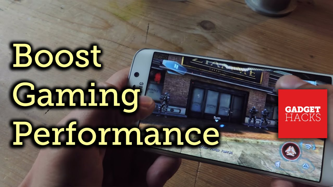 How to Reduce Lag & Boost Performance for Games on a Galaxy S6 or